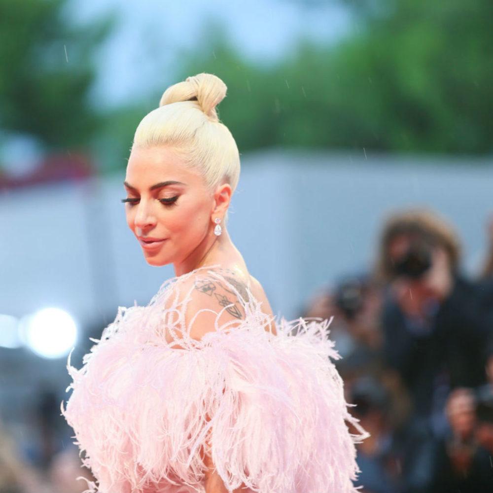 Lady Gaga A Star Is Born Bradley Cooper Venice Film Festival Shallow Oscar Best Song Academy Award Warner Bros