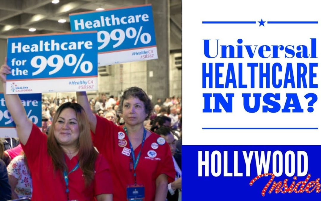 Episode 7: Universal Healthcare In USA? | Messages From America