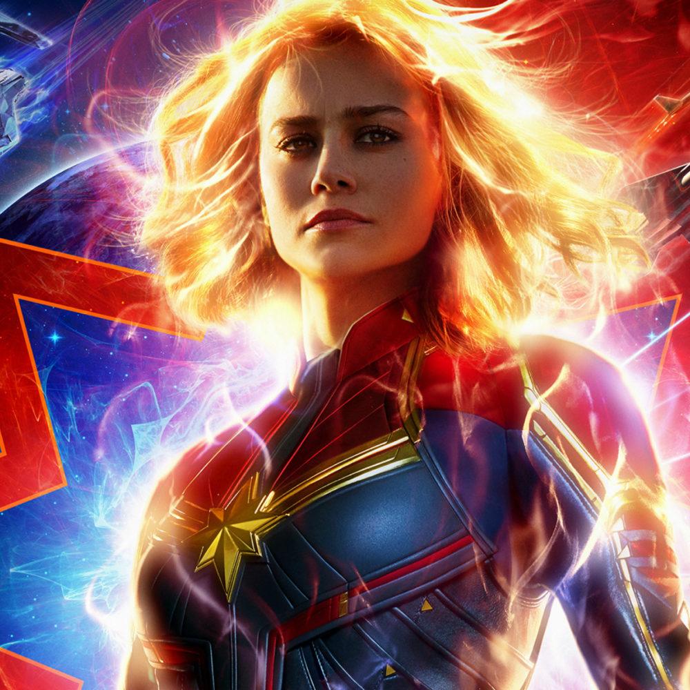 Brie Larson Captain Marvel Marvel Studios