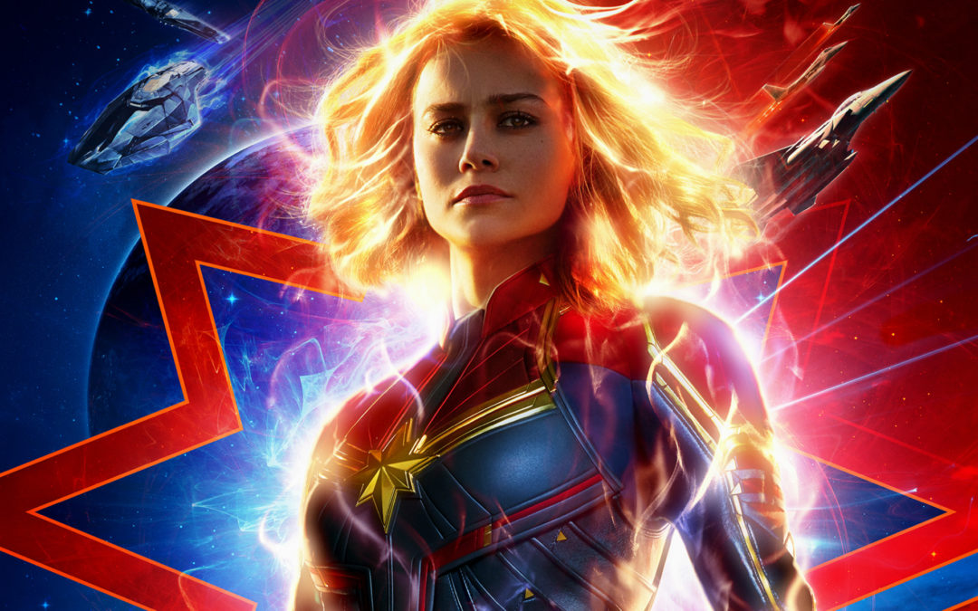 Captain Marvel, Brie Larson's Female Superhero Saves The 2019 Box Office