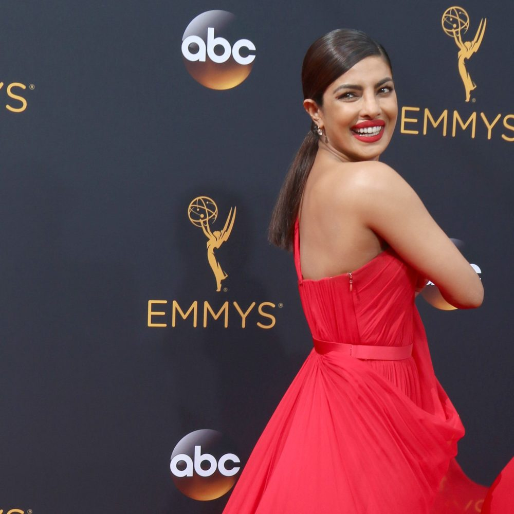 Priyanka Chopra at the 2016 Primetime Emmys