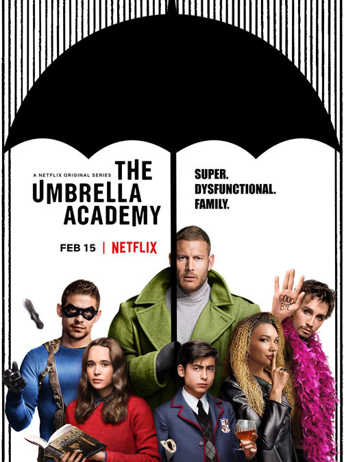 Netflix's The Umbrella Academy's First Rain Is Darkly Refreshing