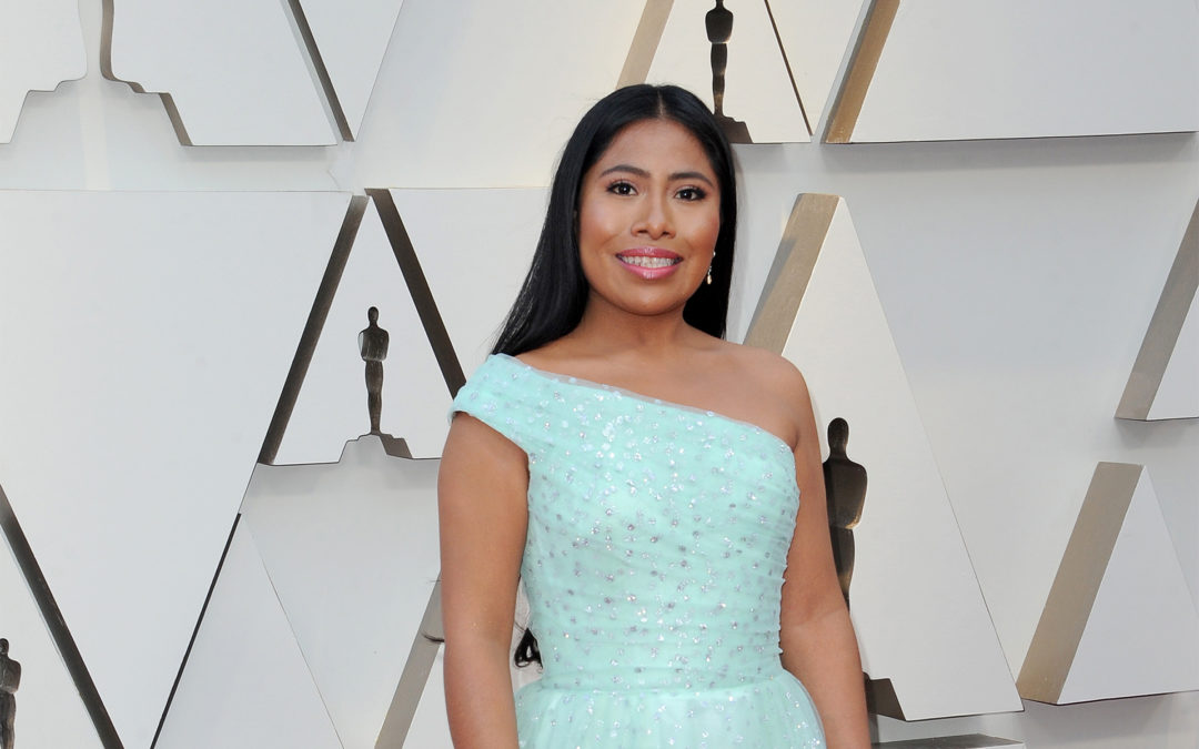 Oscar Nominated Star Of Roma Stands Up For Domestic Workers