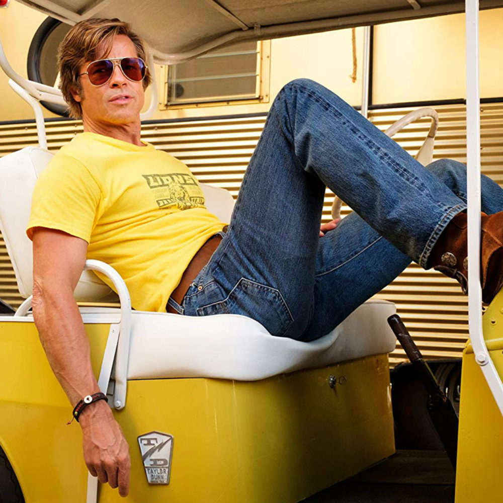 Once Upon A Time In Hollywood Brad Pitt Andrew Cooper Sony Pictures Entertainment