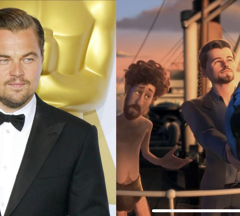 Climate Change Spokespersons Leonardo DiCaprio Oscars Lil Dicky Earth