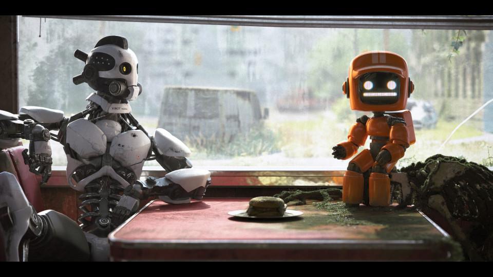 Love, Death & Robots. Netflix