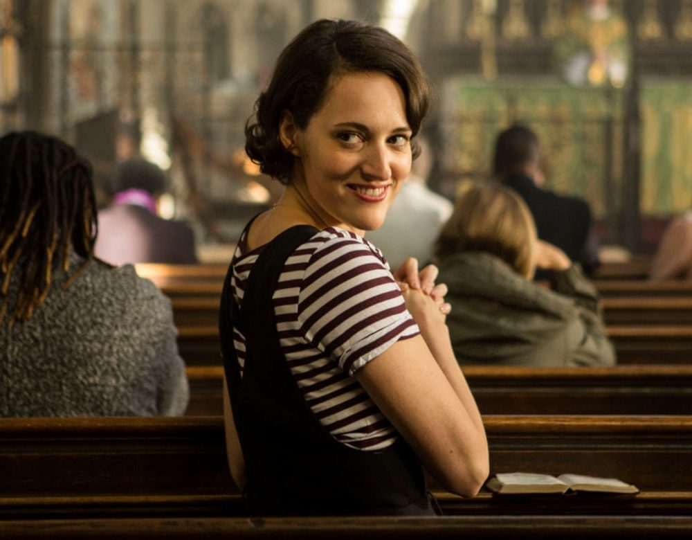 Phoebe Waller-Bridge as Fleabag. Photograph: Luke Varley/BBC/Two Brothers