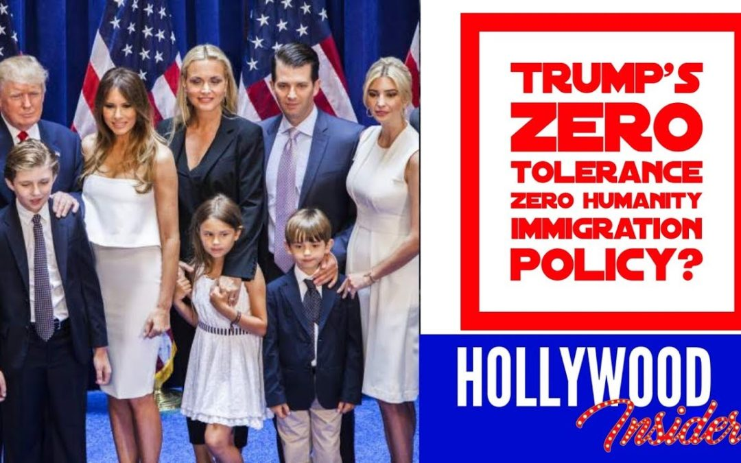 Episode 6: Do you support Trump's Zero-Tolerance Immigration Policy? | Messages from America